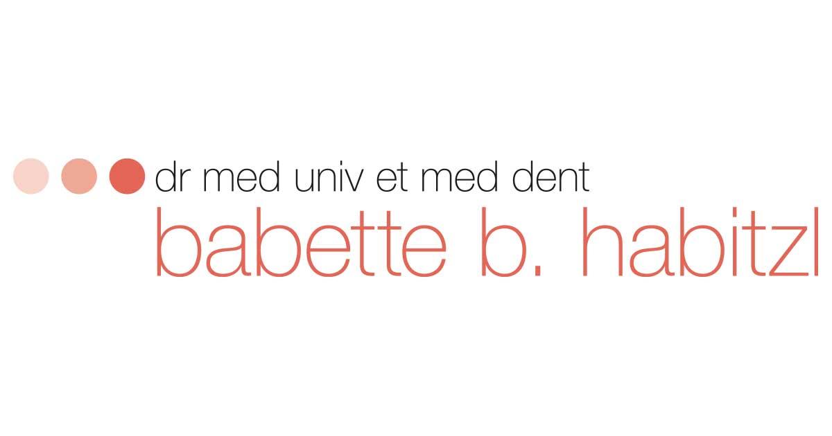 Dr. Babette B. Habitzl Facharzt für Mund-, Zahn- und Kieferheilkunde